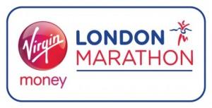 London Marathon Loggo